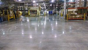 Industrial Epoxy Floor Coatings in Oceanside