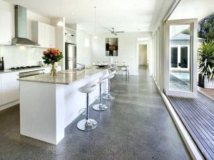 Polished Concrete Floors in Oceanside